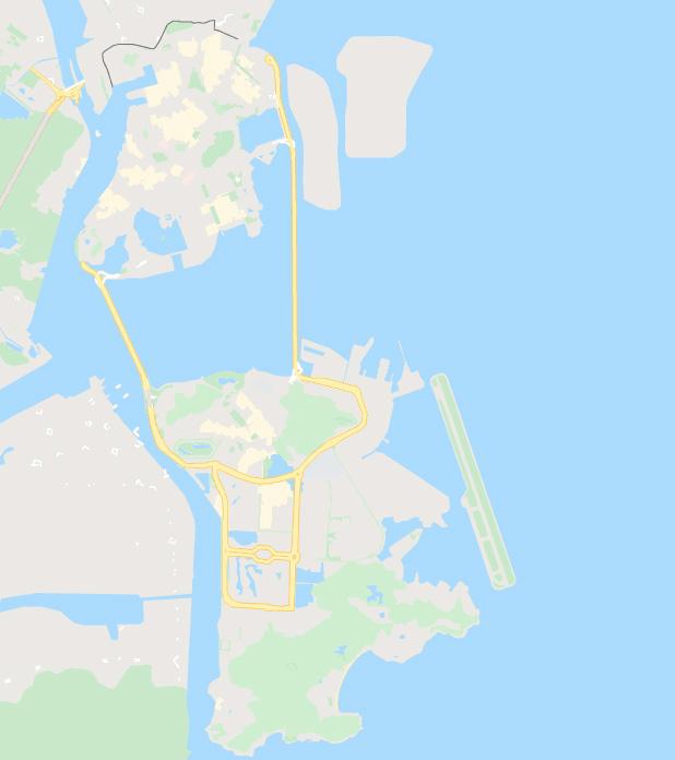マカオ地図ナビゲーター